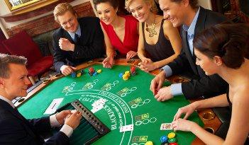 Casino Abend in Berlin